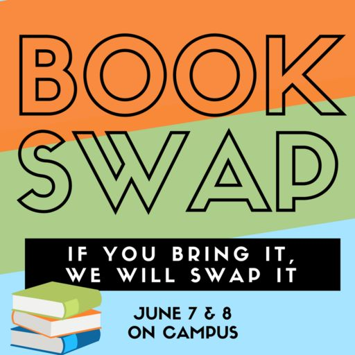 Book Swap June 7 & 8, 2018