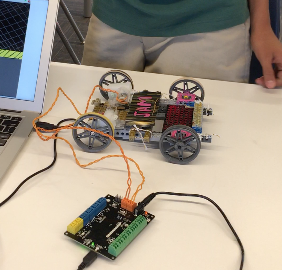 Mr Funts Page The Wesley School Wiring Programming Language Students Will Create A Project Of An External Robot Or Machine That Works In Conjunction With From Scratch Interface